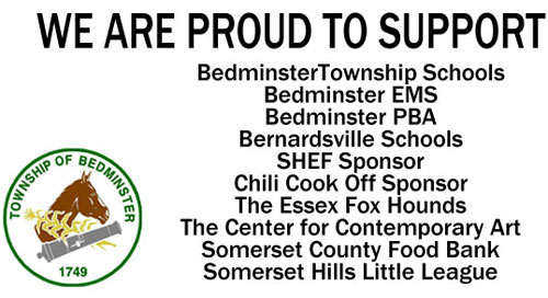 Supported Businesses in Bedminster NJ